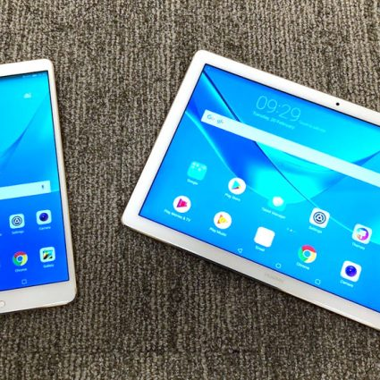 Huawei MediaPad M5 обзор