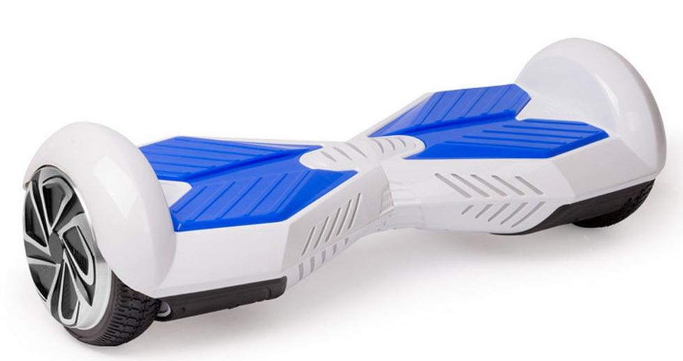 Рис. 7. Гироскутер Wheel Transformers от Smart Balance – хорошая проходимость, большой запас хода.