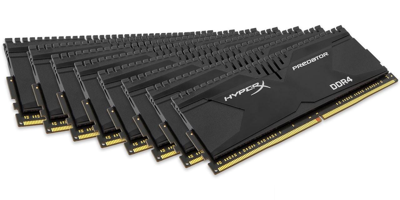 Рис.1. Оперативная память DDR4