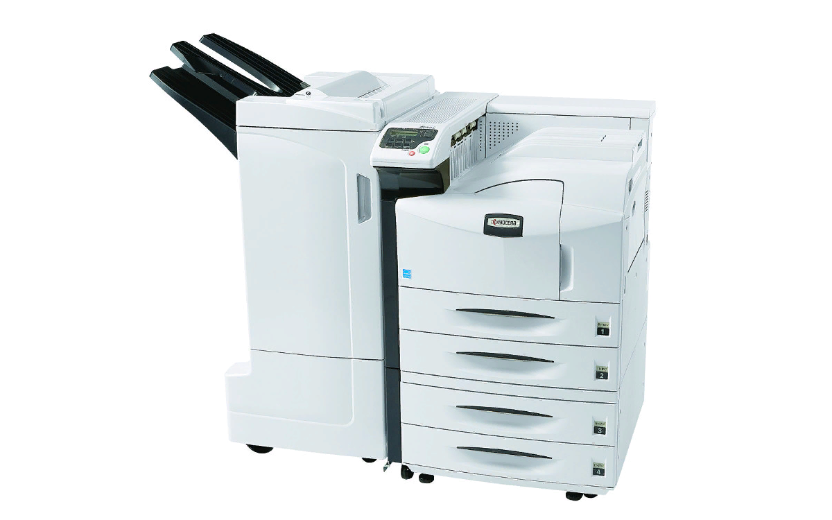 Рис. 1. Kyocera FS-9530DN – одна из самых производительных моделей.