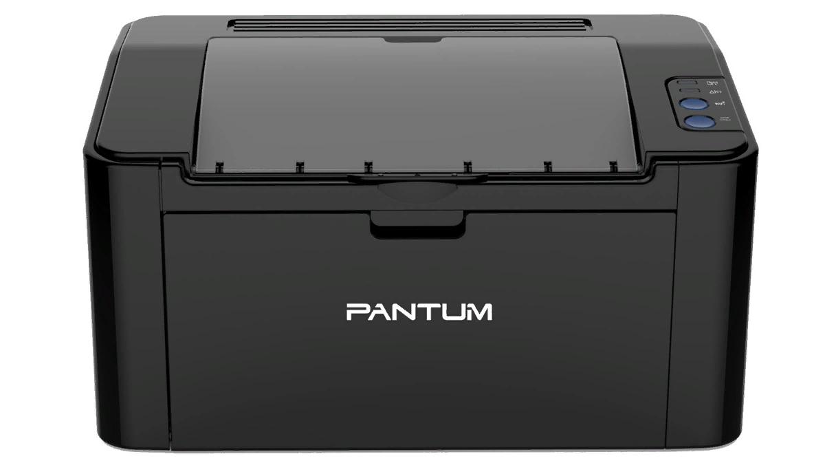 Рис. 10. Бюджетный принтер Pantum P2500W с приличным объёмом памяти.
