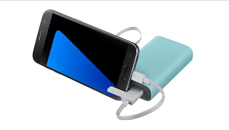 Рис. 10. Дорогой, но стильный Samsung Power Bank Kettle design.