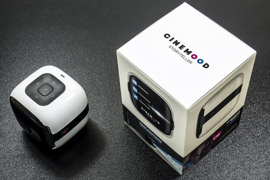 Рис. 10. Самая выгодная и компактная модель CINEMOOD Storyteller.