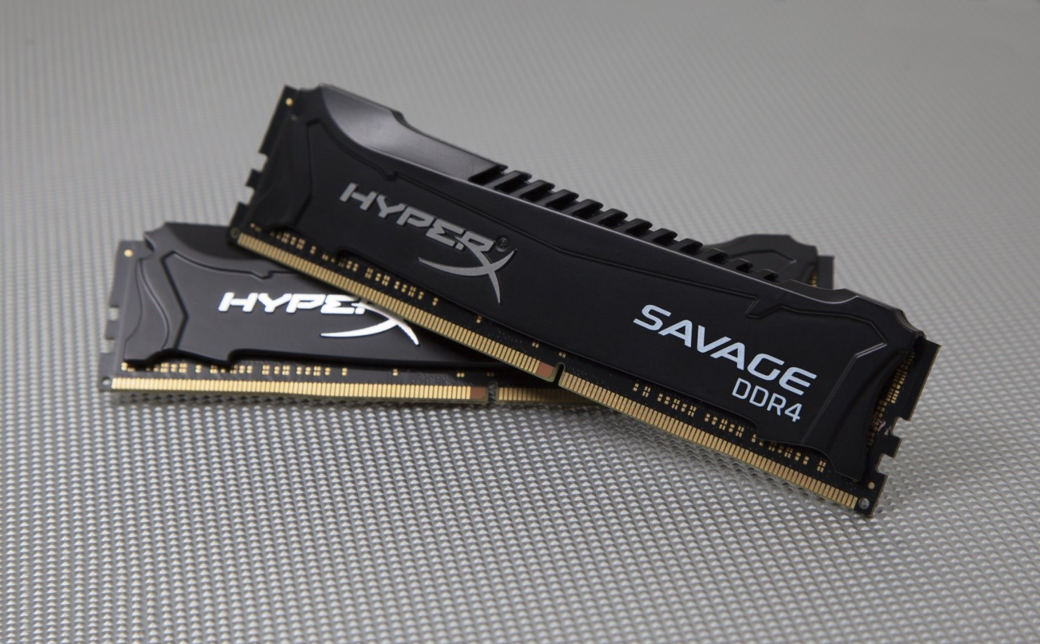 Рис.10. Модули HyperX Savage Black