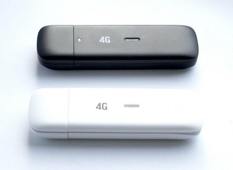 Рис.2. LTE модемы в разном цветовом оформлении