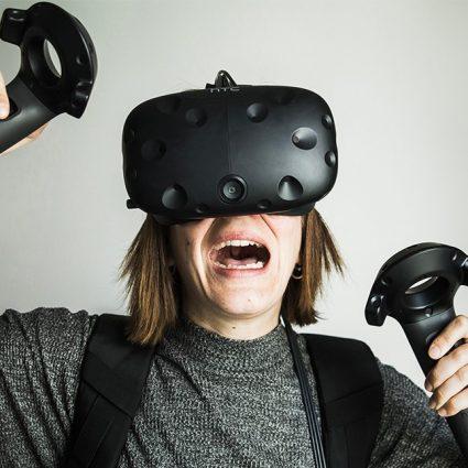 Обзор шлема виртуальной реальности HTC VIVE