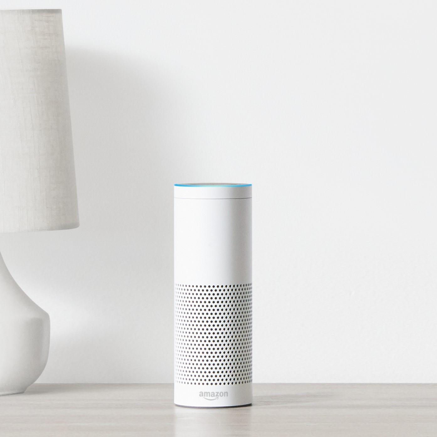 Рис.3. Amazon Echo. Версия Plus