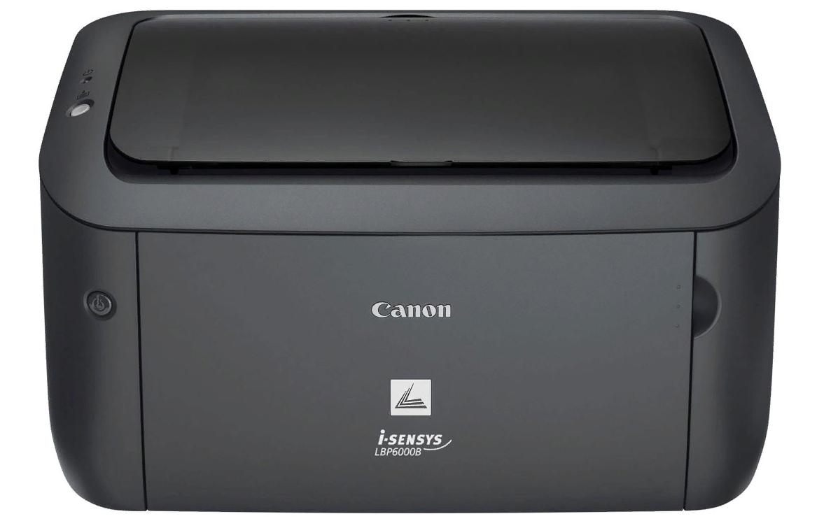Рис. 3. Компактный японский принтер Canon I-Sensys LBP6030B.