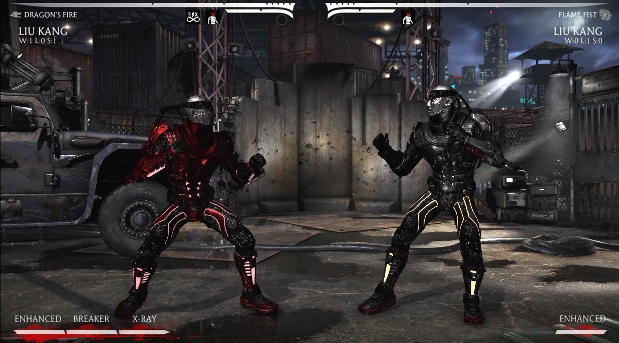 Рис.3. Mortal Kombat X