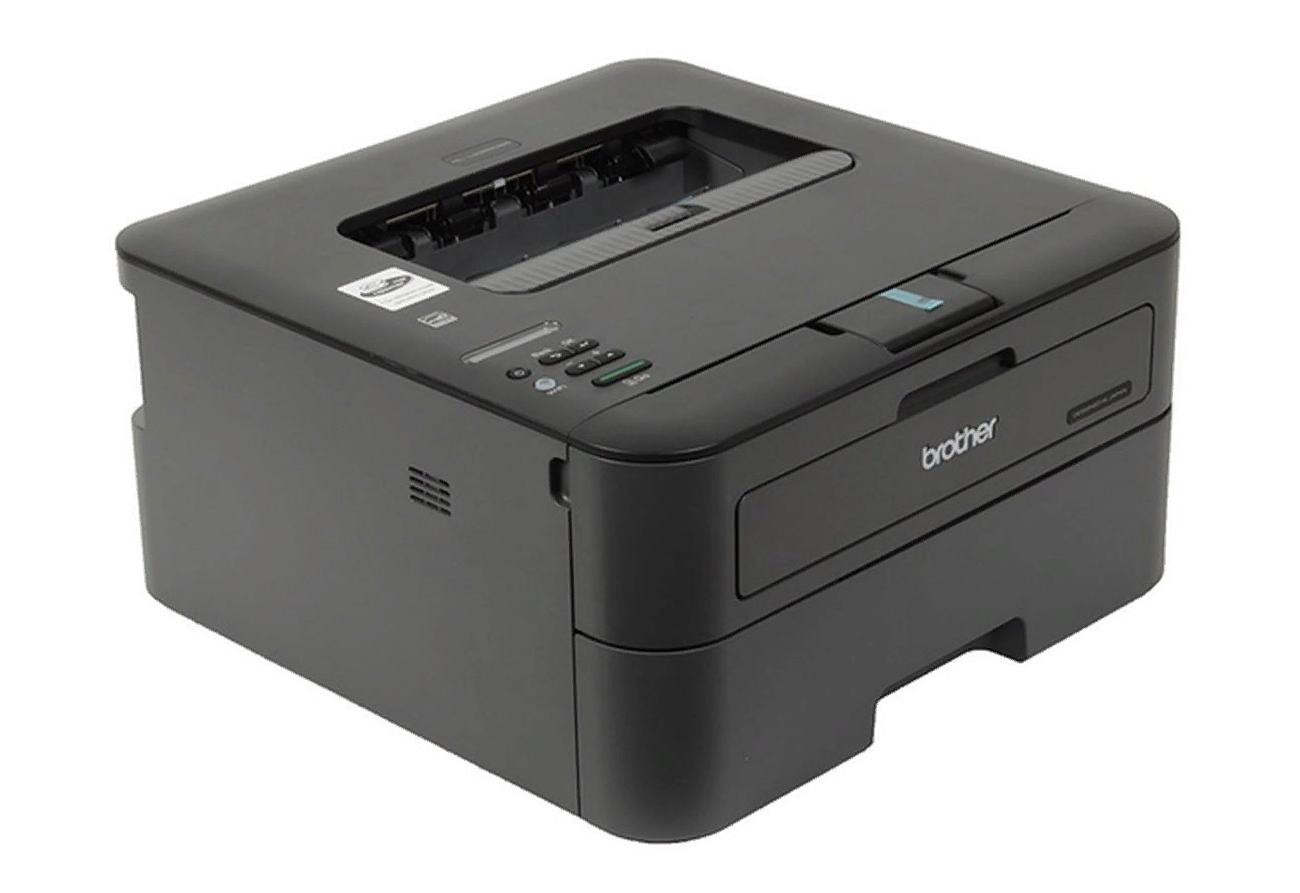 Рис. 4. Brother HL-L2340DWR – лазерный принтер с нечипованными картриджами.