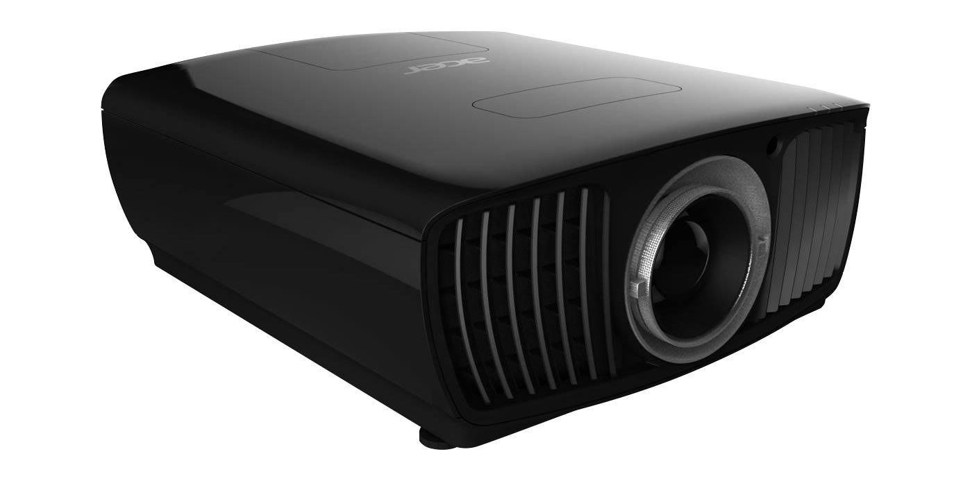 Рис. 4. Acer V9800 – один из самых мощных вариантов для домашнего кинотеатра.