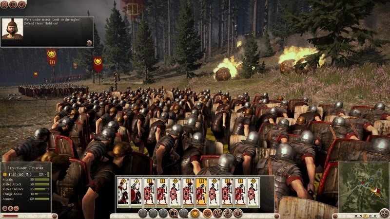 Рис.5. Total War: Rome II
