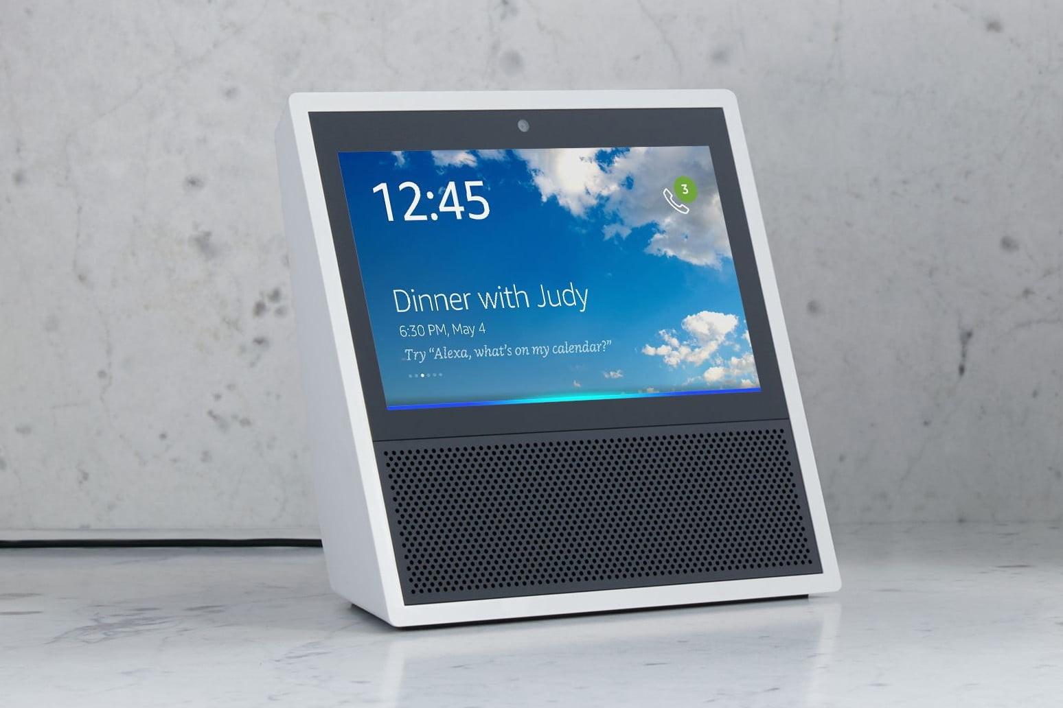 Рис.6. Amazon Echo Show