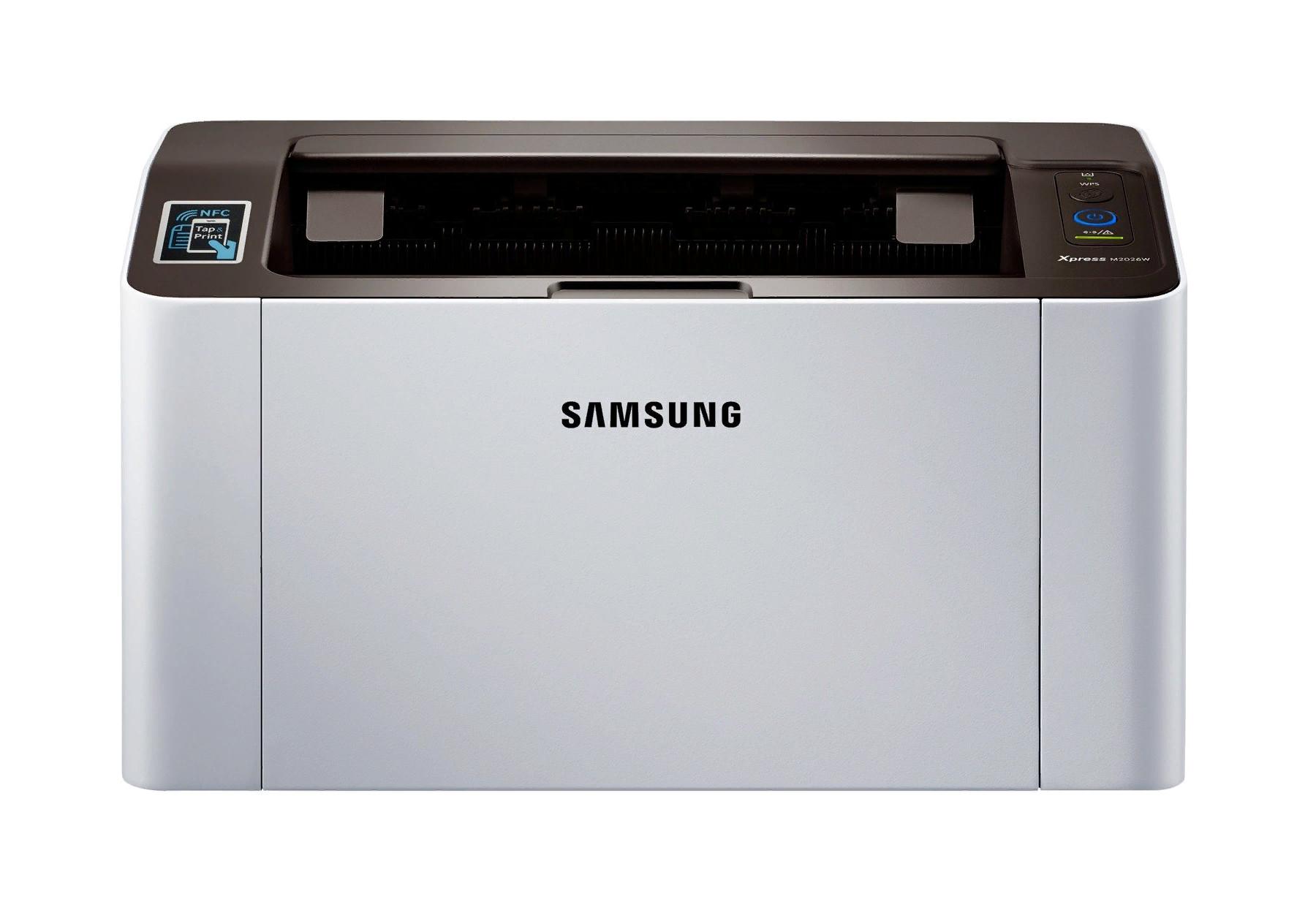 Рис. 7. Samsung SL-M2020W – компактный и быстрый.