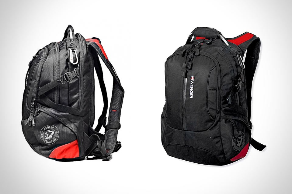 Рис.7. Wenger LARGE VOLUME DAYPACK