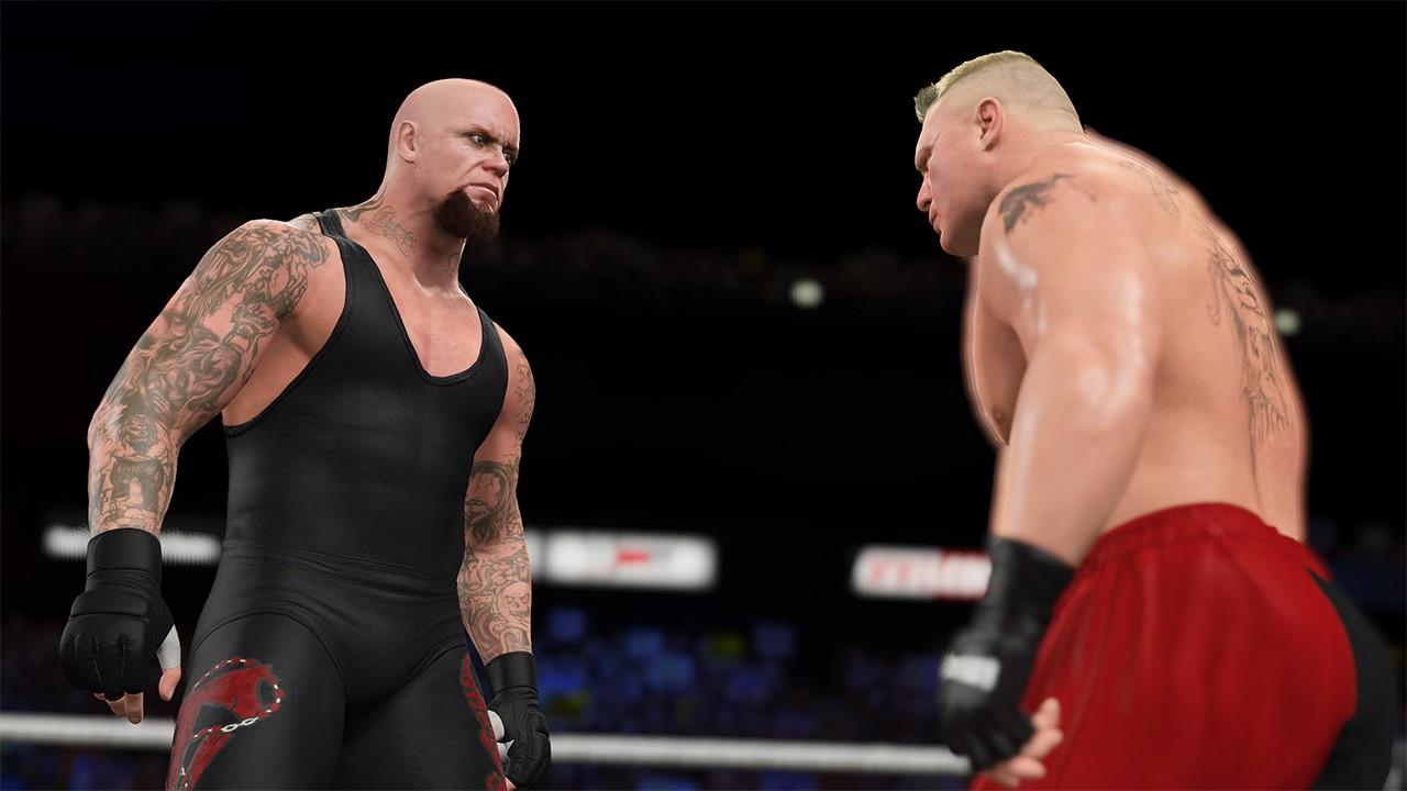 Рис.8. WWE 2K15