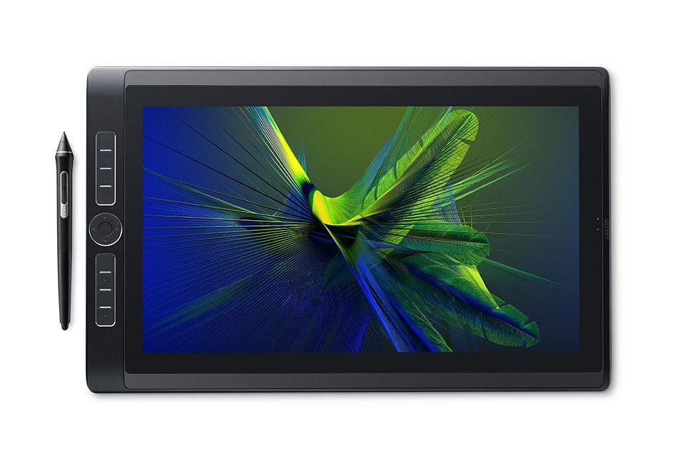 Рис. 2. Планшет Mobile Studio Pro DTH-W1620H – оптимальное соотношение размеров и возможностей.