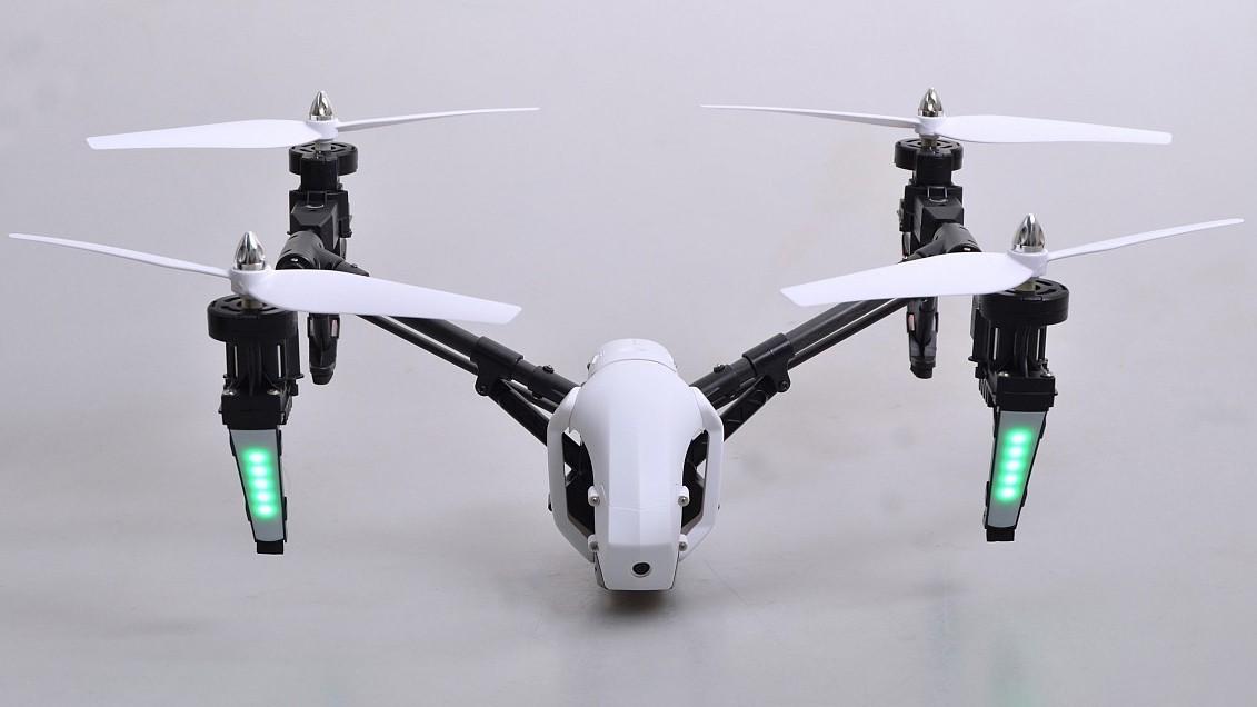Рис. 1. Модель WLToys Q333А с лучшим сроком службы.