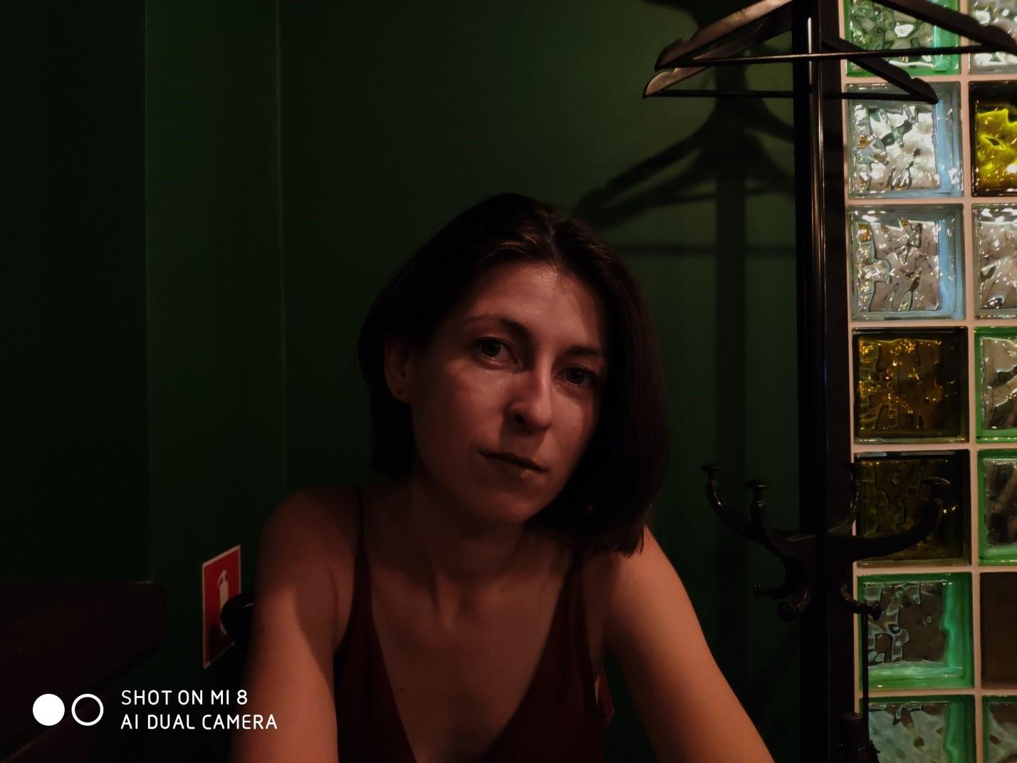 <Рис. 13 Основная камера - портрет>