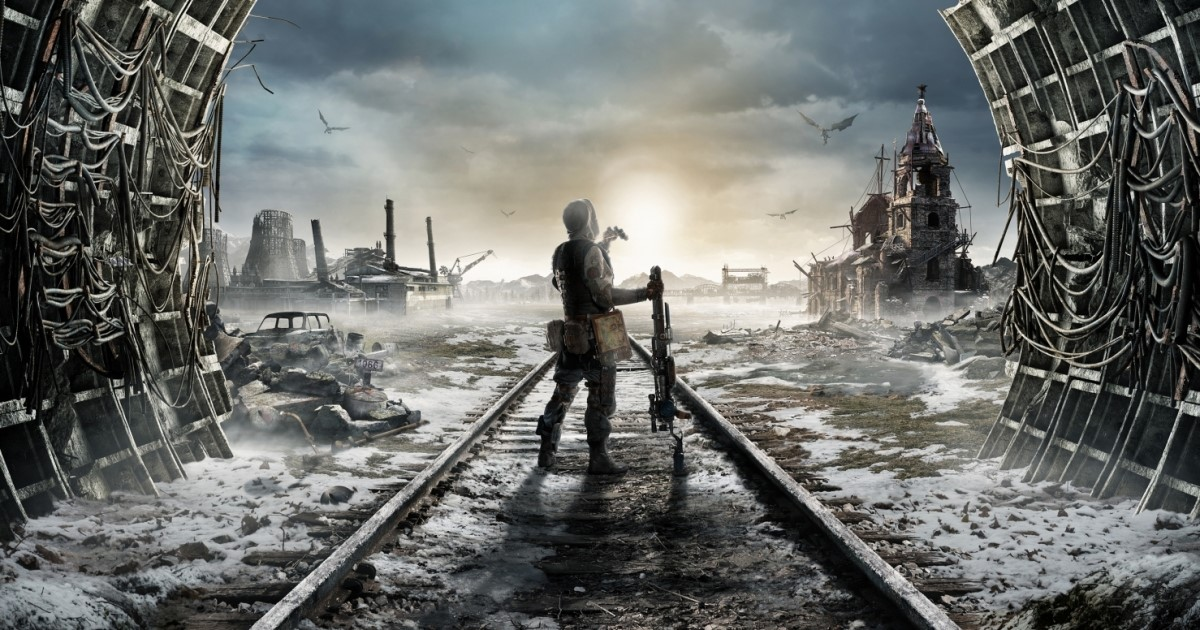 Рис.2. Metro: Exodus