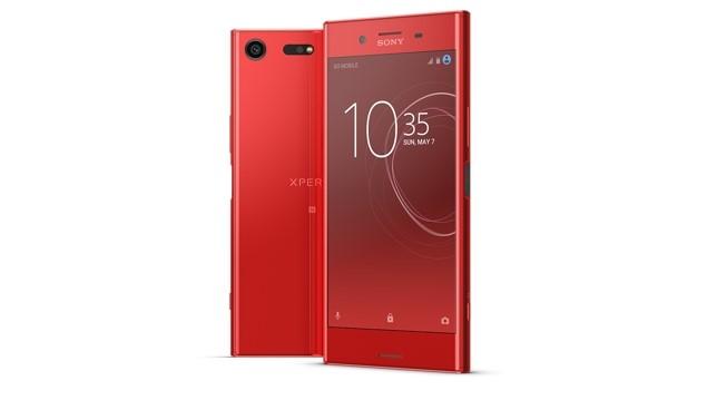 <Рис. 2 Sony Xperia XZ Premium>