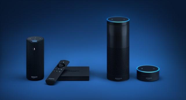 Рис. 2. Amazon Echo – колонка, входящая в экосистему