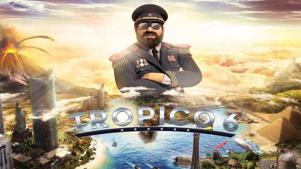 Рис.4. Tropico 6