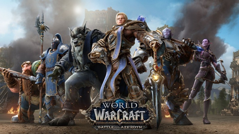 Рис.6. World of Warcraft: Battle for Azeroth