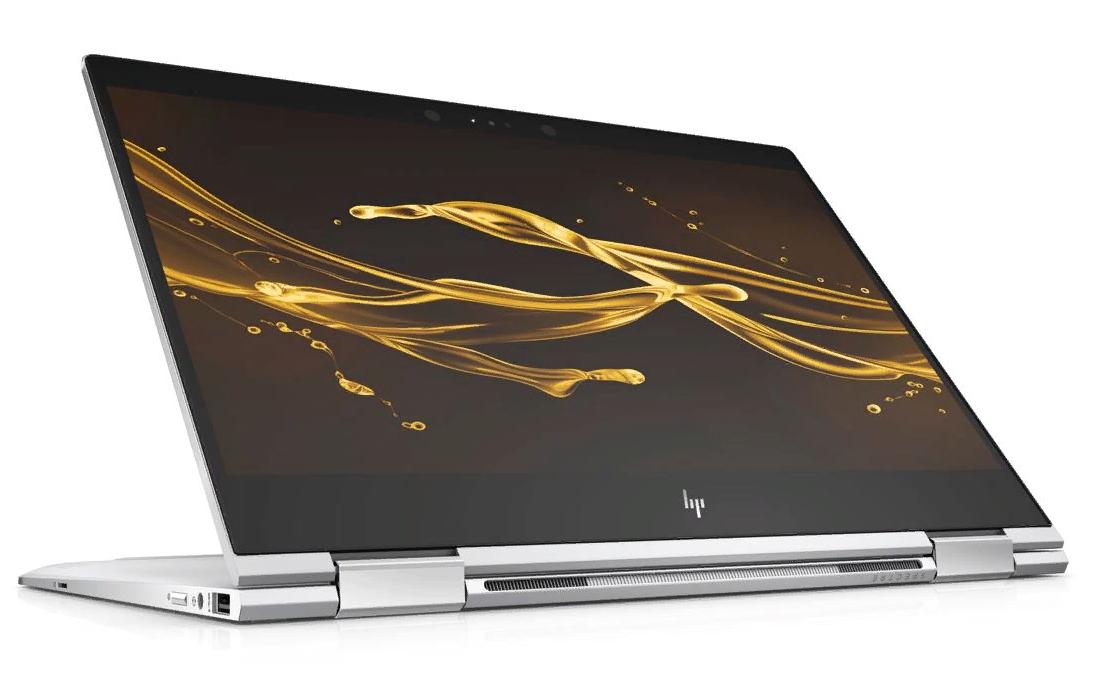Рис. 6. Модель HP Spectre x360 – один из лучших трансформеров.