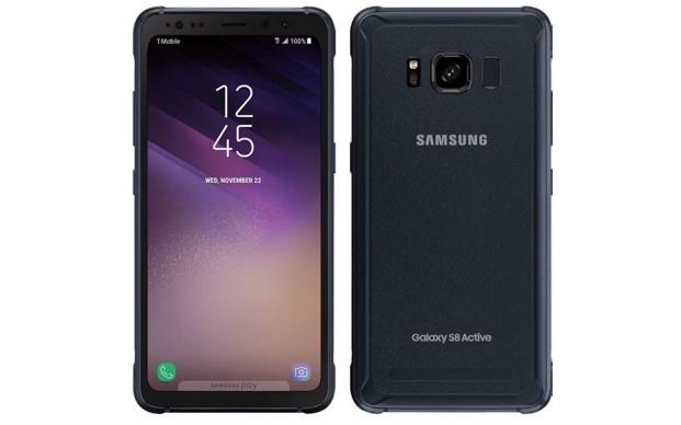 <Рис. 7 Samsung Galaxy S8 Active>