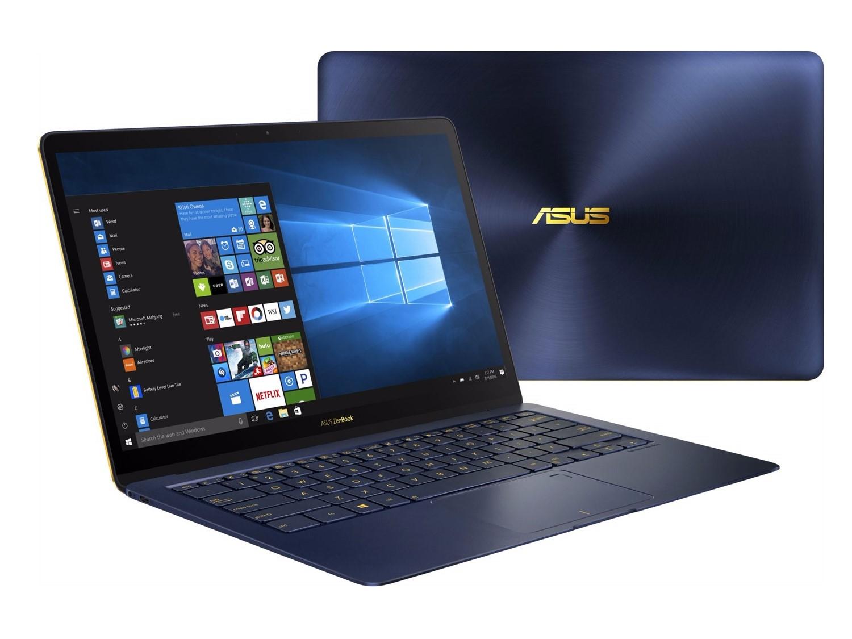 Рис. 7. ASUS ZenBook 3 – флагманский ультрабук ASUS.