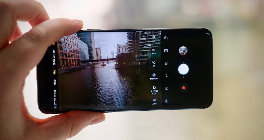 Рис. 9. Galaxy S9 – ещё один производительный Samsung с более доступной ценой.