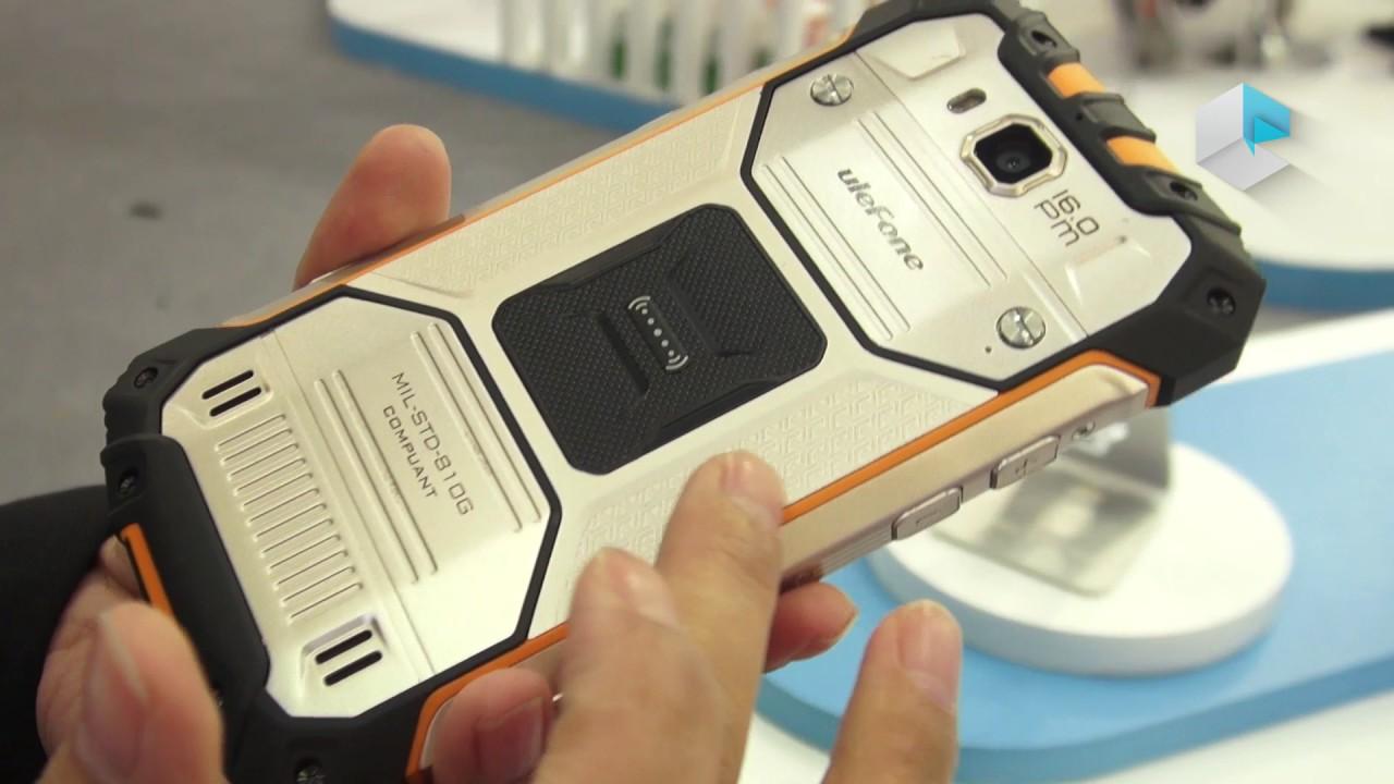 лучший водонепроницаемый смартфон