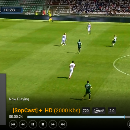 Sopcast трансляции футбол