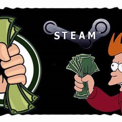 Как вернуть деньги за игру в Steam