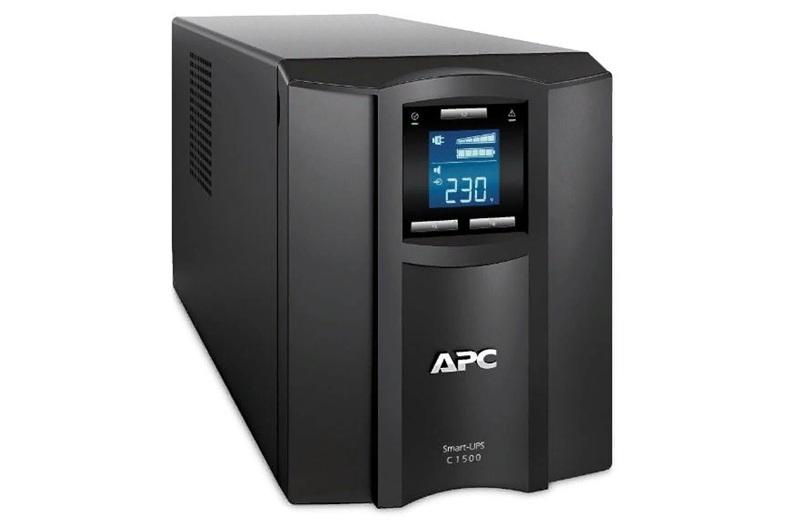 Рис. 1. Модель Smart-UPS 1500VA LCD 230V – лучший ИБП для мощного компьютера.