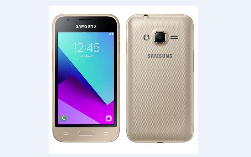 Рис. 10. Смартфон J1 Mini Prime – бюджетный вариант для любителей бренда Samsung.
