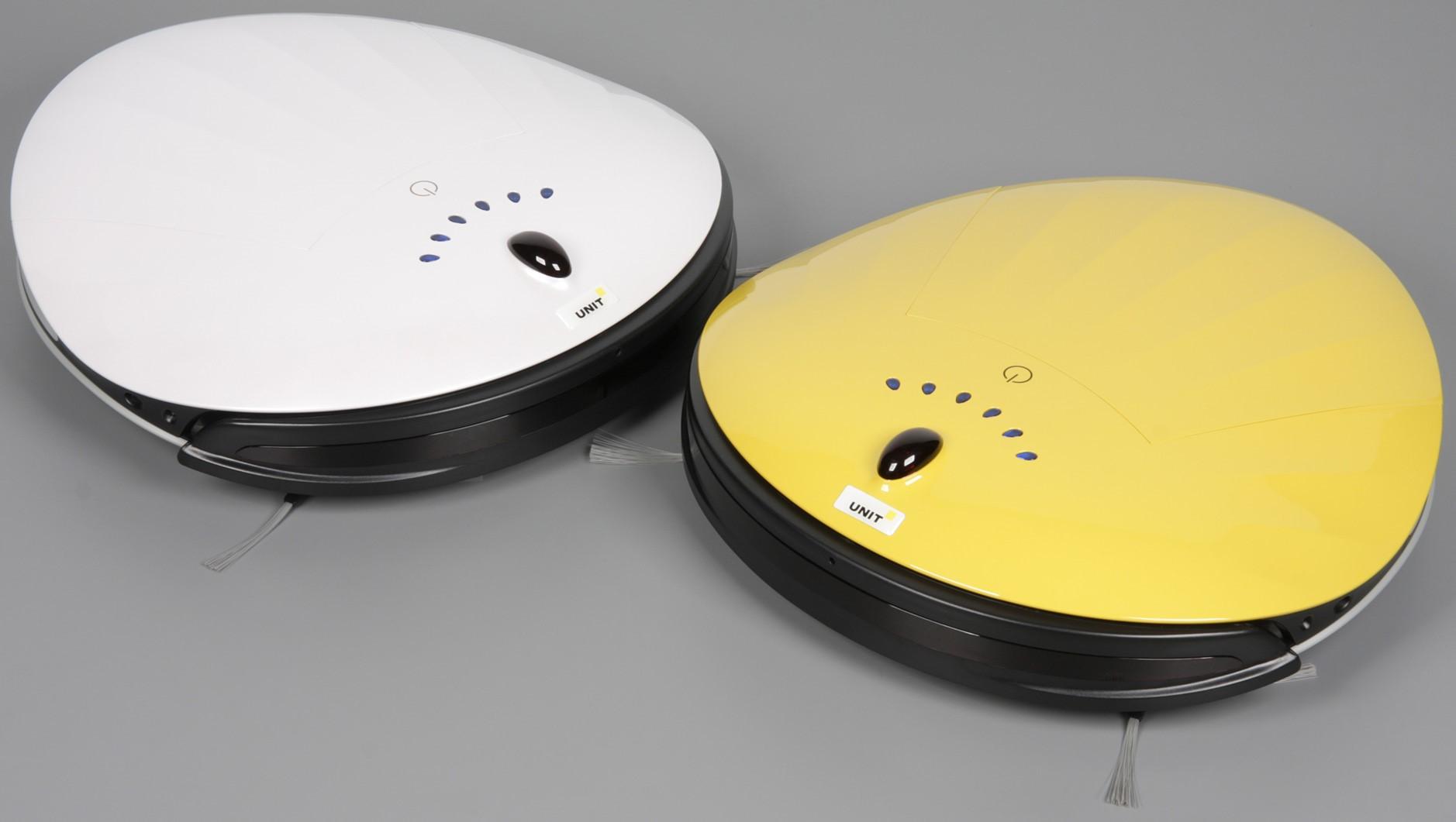 Рис. 10. UNIT UVR-8000 – робот-пылесос с бюджетной ценой и оригинальным дизайном.