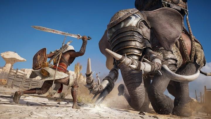 Рис. 2 – Сражение с боевым слоном