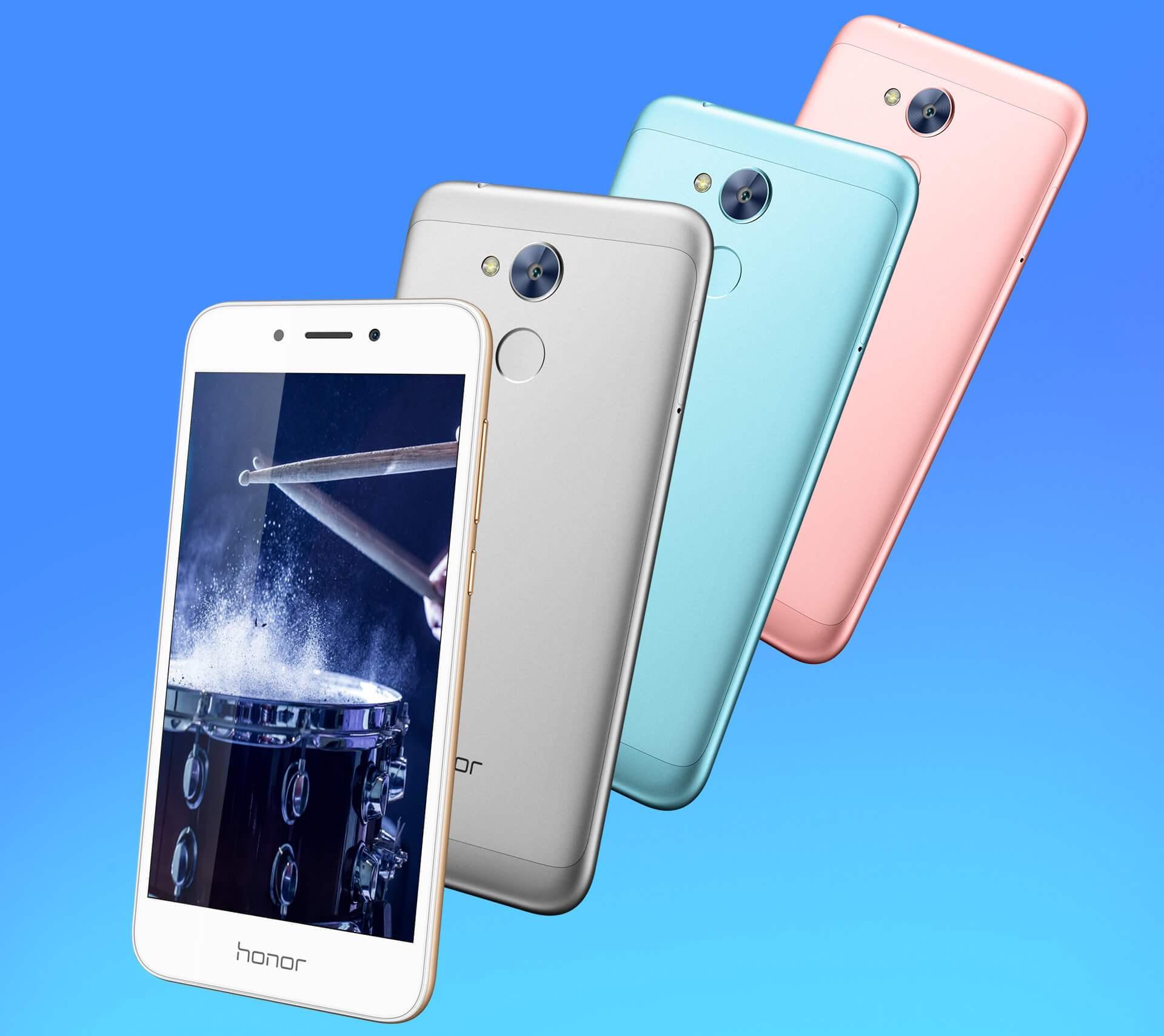 Рис. 2. Смартфон Honor 6A – доступная и производительная модель от бренда Huawei.