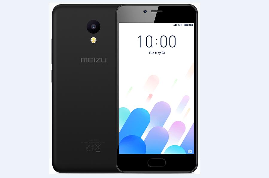 Рис. 3. Meizu M5c – стильный и многофункциональный смартфон немного дороже $100.