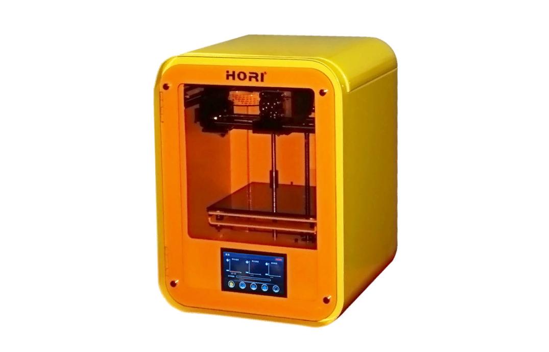 Рис. 10. 3D-принтер Hori Pluto – компактный, точный и прочный.