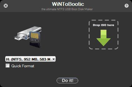 <Рис. 3 WinToBootic>