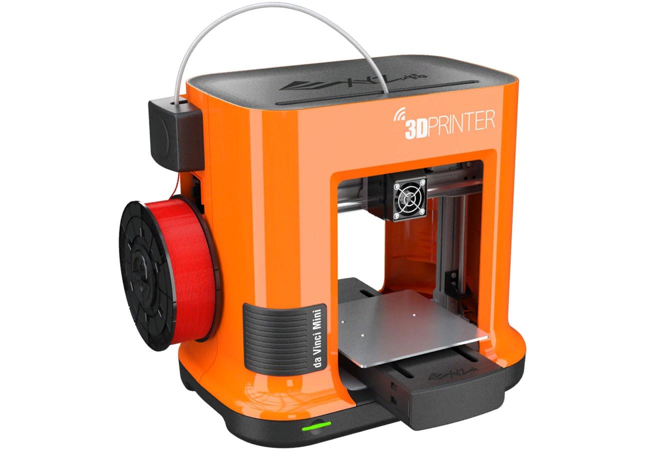 Рис. 3. Лучшая бюджетная модель XYZprinting da Vinci Mini.