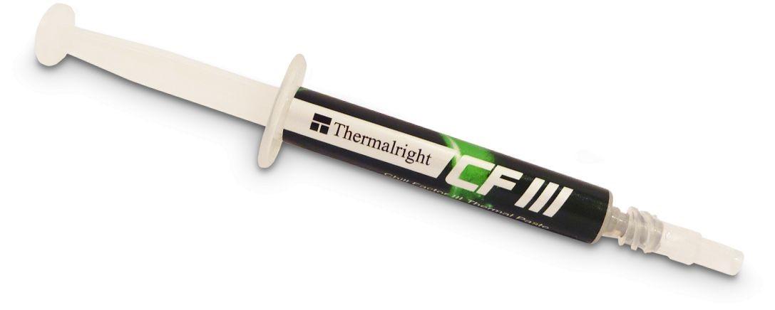 Рис. 5. Паста Thermalright Chill Factor III – один из лучших бюджетных вариантов.