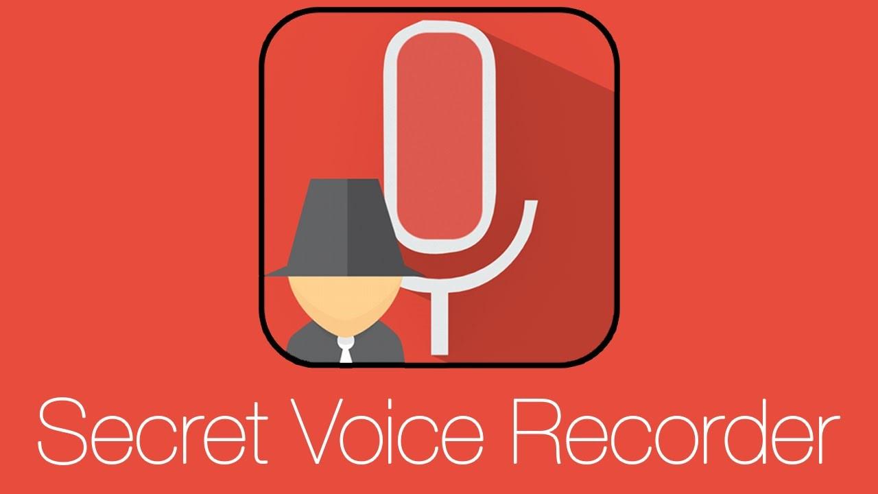 <Рис. 5 Secret Voice Recorder>
