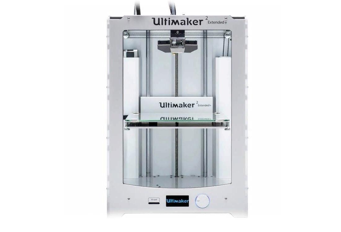 Рис. 6. Дорогой, но функциональный принтер Ultimaker 2+.