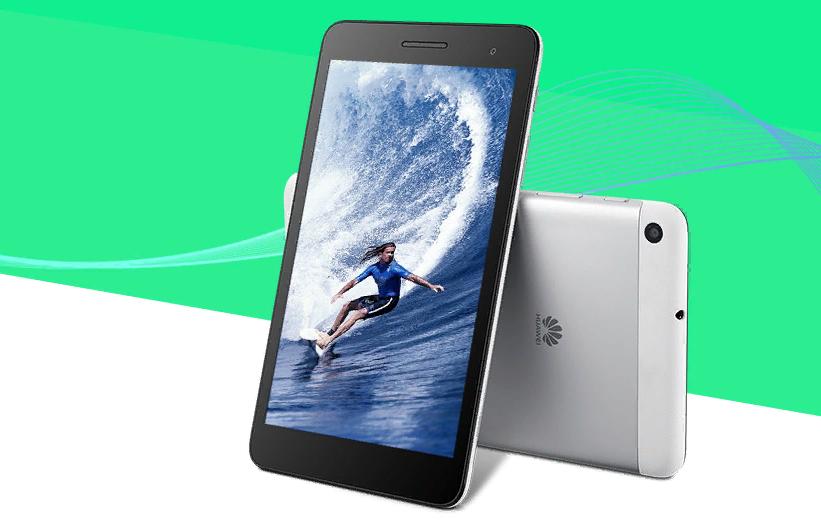 Рис. 10. Модель MediaPad T2 7.0 16Gb LTE – самое выгодное из лучших предложений Huawei.