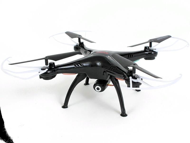 Рис. 11. Модель Syma X5SW – квадрокоптер с камерой для новичков.
