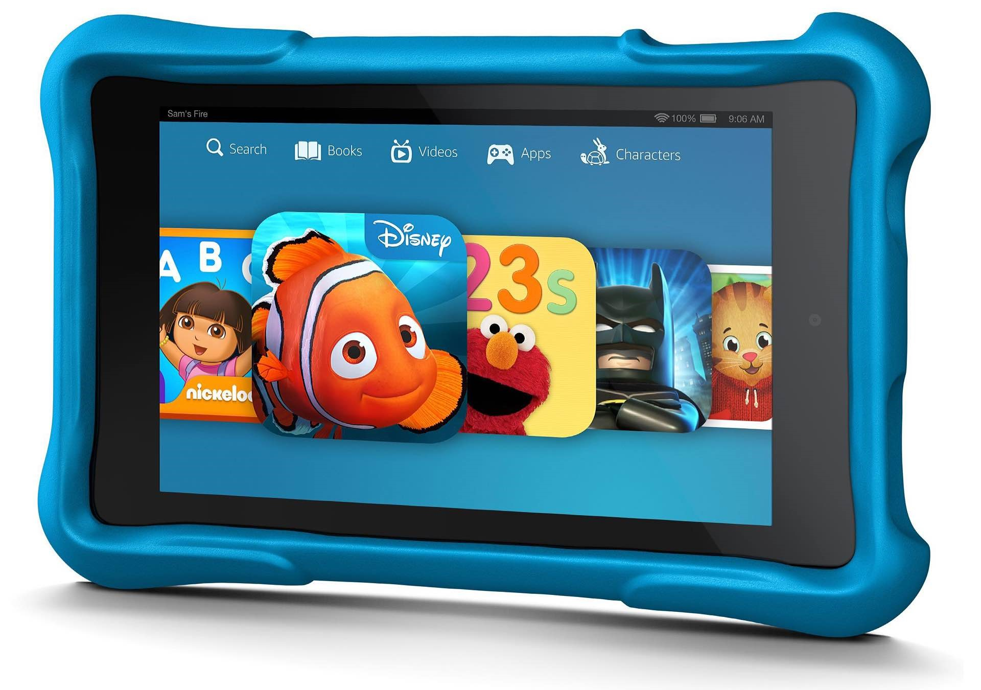Рис. 12. Amazon Kindle Fire Kids